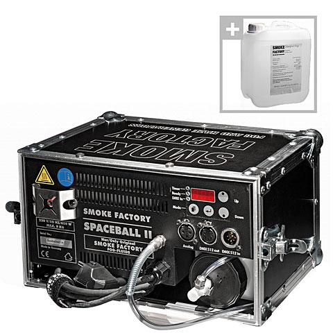Smoke Factory Spaceball II Set