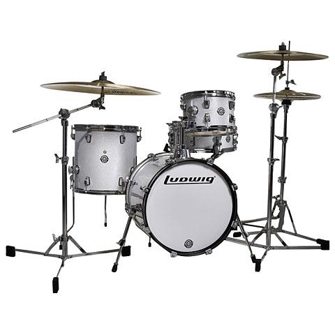 Ludwig Breakbeats LC179X028 White Sparkle