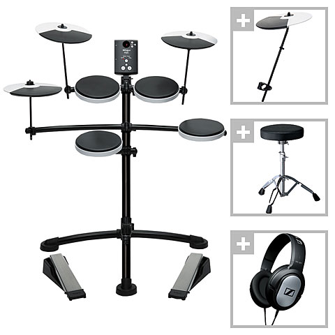 Roland TD-1K V-Drums  Crash Bundle