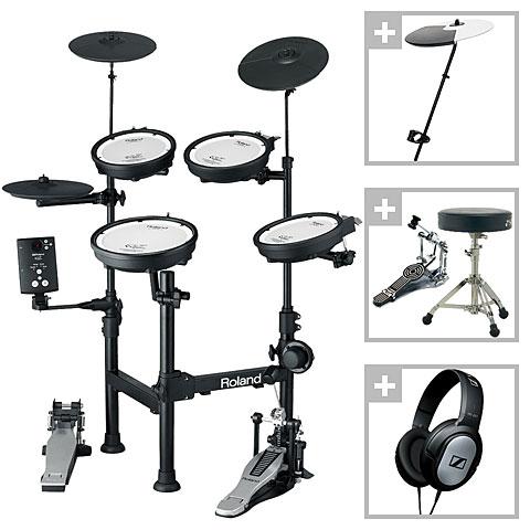 Roland TD-1KPX V-Drums Crash Bundle