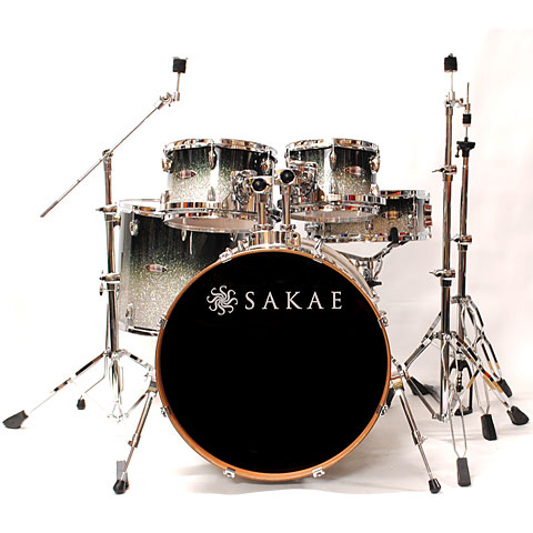 Sakae Road Anew 20  Black Silver Fade