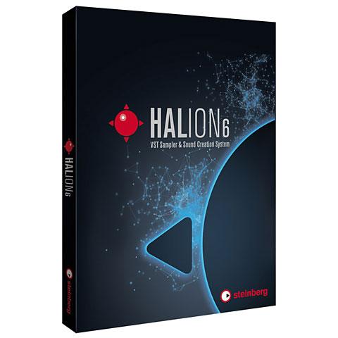 Steinberg Halion 6 GB/D/F