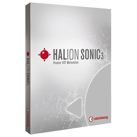 Steinberg Halion Sonic 3 GB/D/F