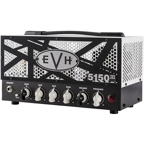 EVH 5150 III Mini LBXII Lunchbox Head