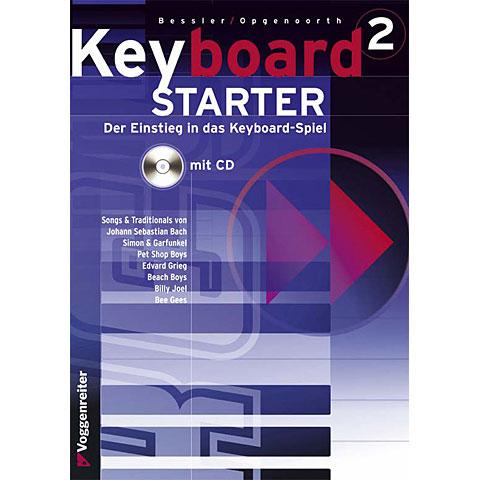 Voggenreiter Keyboard Starter Bd. 2