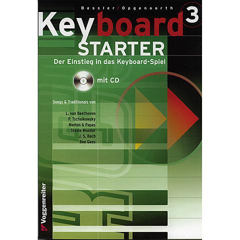 Voggenreiter Keyboard Starter Bd.3