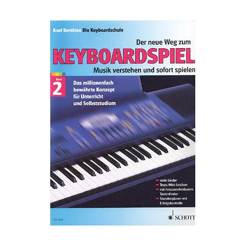Schott Der neue Weg zum Keyboardspiel Bd.2