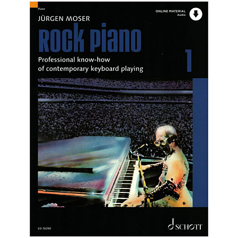 Schott Rock Piano Bd.1