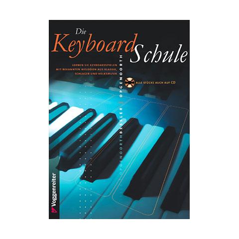 Voggenreiter Die Keyboardschule