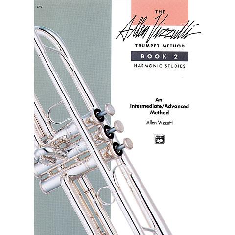 Alfred KDM Allen Vizzutti Trumpet Method Bd.2 - Harmonic Studies