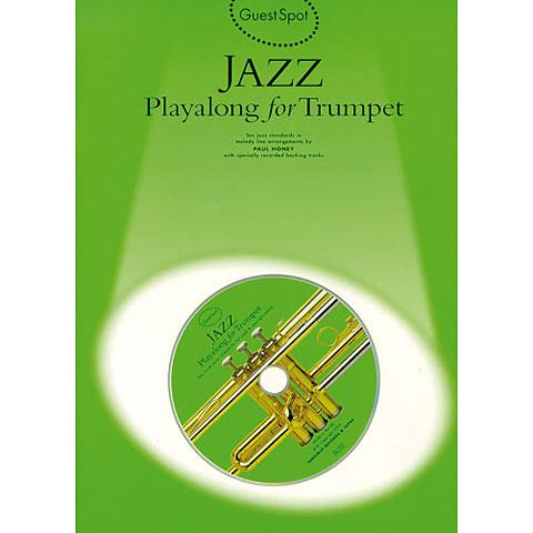 Music Sales Guest Spot Jazz