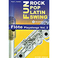 Play-Along Artist Ahead Rock Pop Latin Swing Vol.2