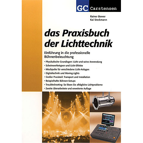 Carstensen Praxisbuch d. Lichttechnik