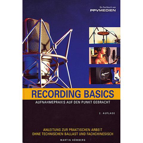 PPVMedien Recording Basics