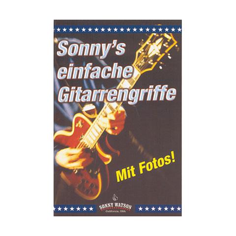 Hage Sonnys einfache Gitarrengriffe