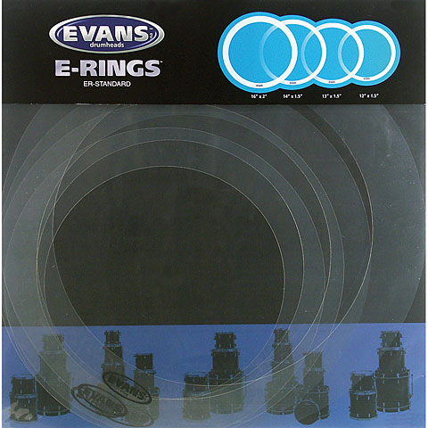 Evans E-Ring Set Stand. 12/13/16/14