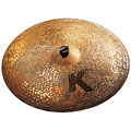 "Plato-Ride Zildjian K Custom 20"" Left Side Ride"