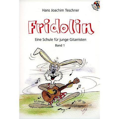 Heinrichshofen Fridolin Bd.1 inkl.CD