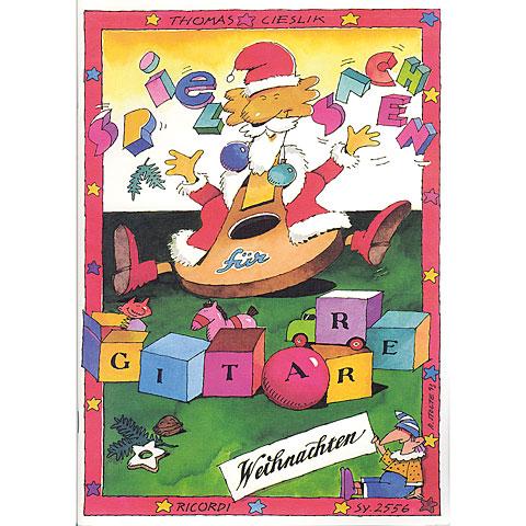 Ricordi Spielsachen Weihnachten