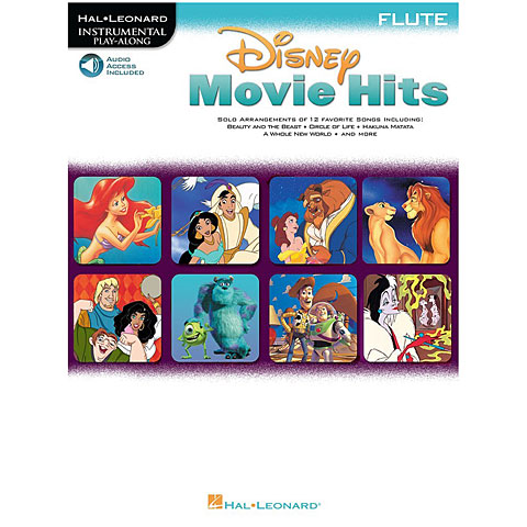 Hal Leonard Disney Movie Hits