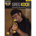 Hal Leonard Guitar Play-Along Vol.28 - Greg Koch « Play-Along