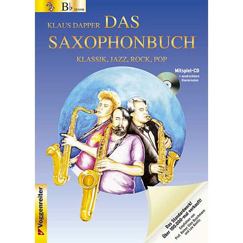 Voggenreiter Das Saxophonbuch Bd.1 - Bb Version