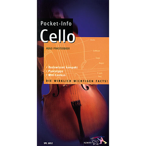 Schott Pocket-Info Cello