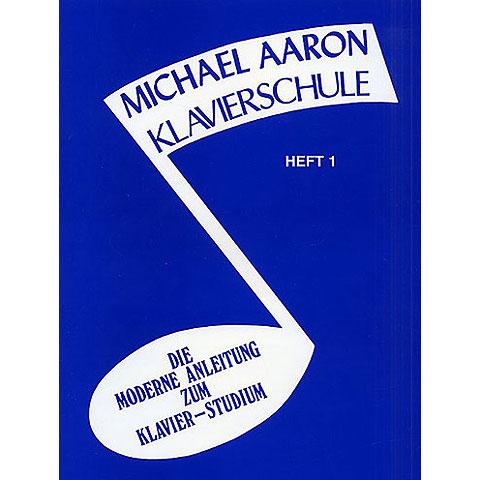 Warner Aaron Klavierschule Bd.1