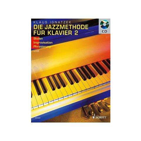 Schott Die Jazzmethode für Klavier - Solo