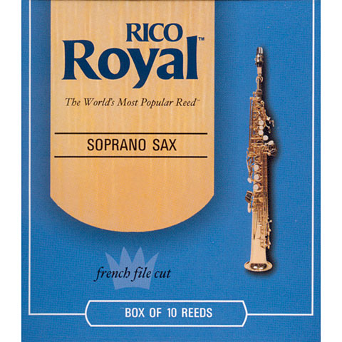 Rico Royal Sopransax 5,0