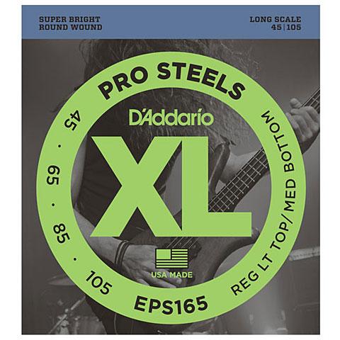 D'Addario EPS165 Pro Steels .045-105
