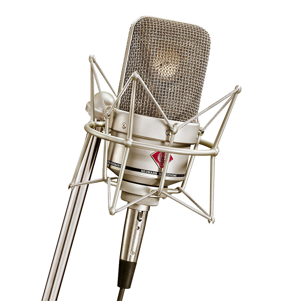 Neumann TLM49Studio Microphone Png