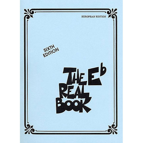 Hal Leonard The Real Book (Eb-Instrumente)
