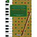 Libro de partituras Hage Christmas Time