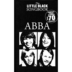 Music Sales The Little Black Songbook ABBA