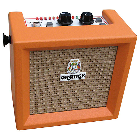 Orange Crush Gitarre Micro Crush 3