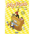 Libro de partituras Hage My Piano