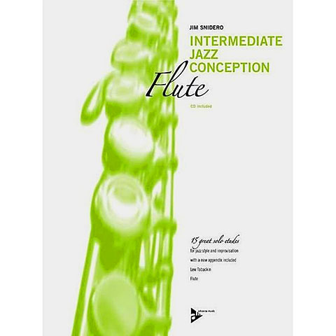 Advance Music Intermediate Jazz Conception for Flute