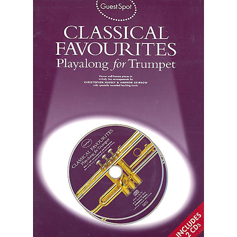 Music Sales Guest Spot Classical Favourites