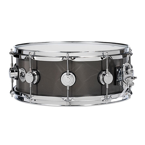 DW Collector's Steel 14 x5,5  Black Nickel