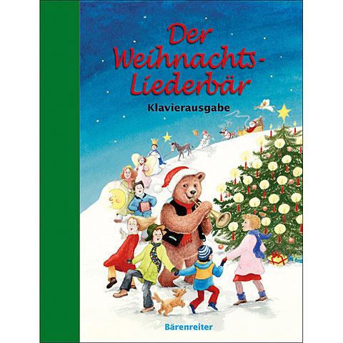 Bärenreiter Der Weihnachts-Liederbär
