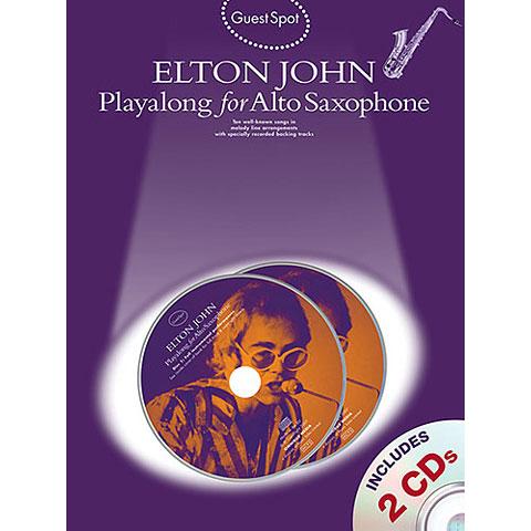Music Sales Guest Spot Elton John