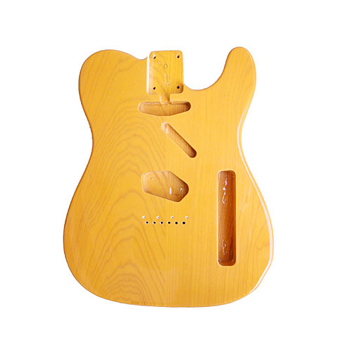 Göldo Tele Swamp Ash, Butterscotch