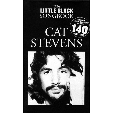 Music Sales The Little Black Songbook Cat Stevens