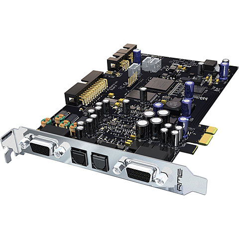 RME HDSPe AIO PCI Express Card