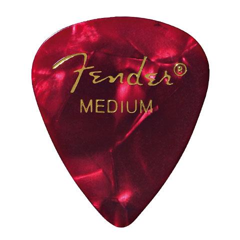 Fender 351 Red Moto, medium (12 unid.)