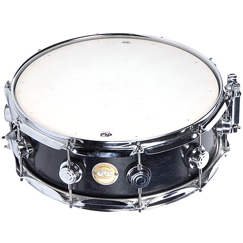 DW Collector´s Satin Oil 14 x 5  Ebony Stain