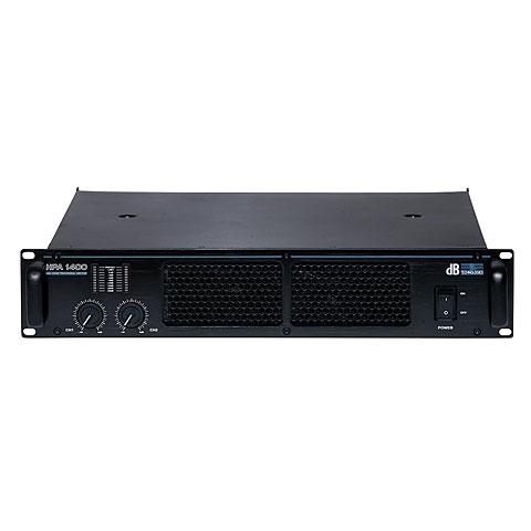 dB Technologies HPA 2800