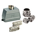 Contact 6-Pol Stecker kpl. female « Conector Multipin