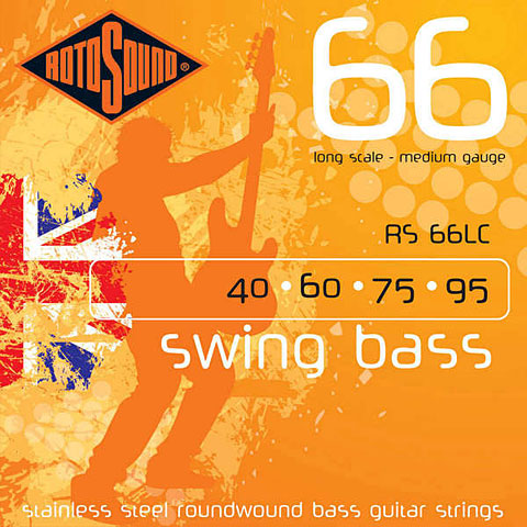 Rotosound Swingbass RS66LC